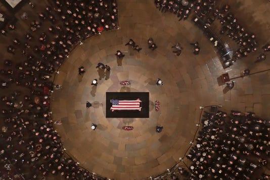 Epa Usa Obit George H W Bush Hum People Usa Dc