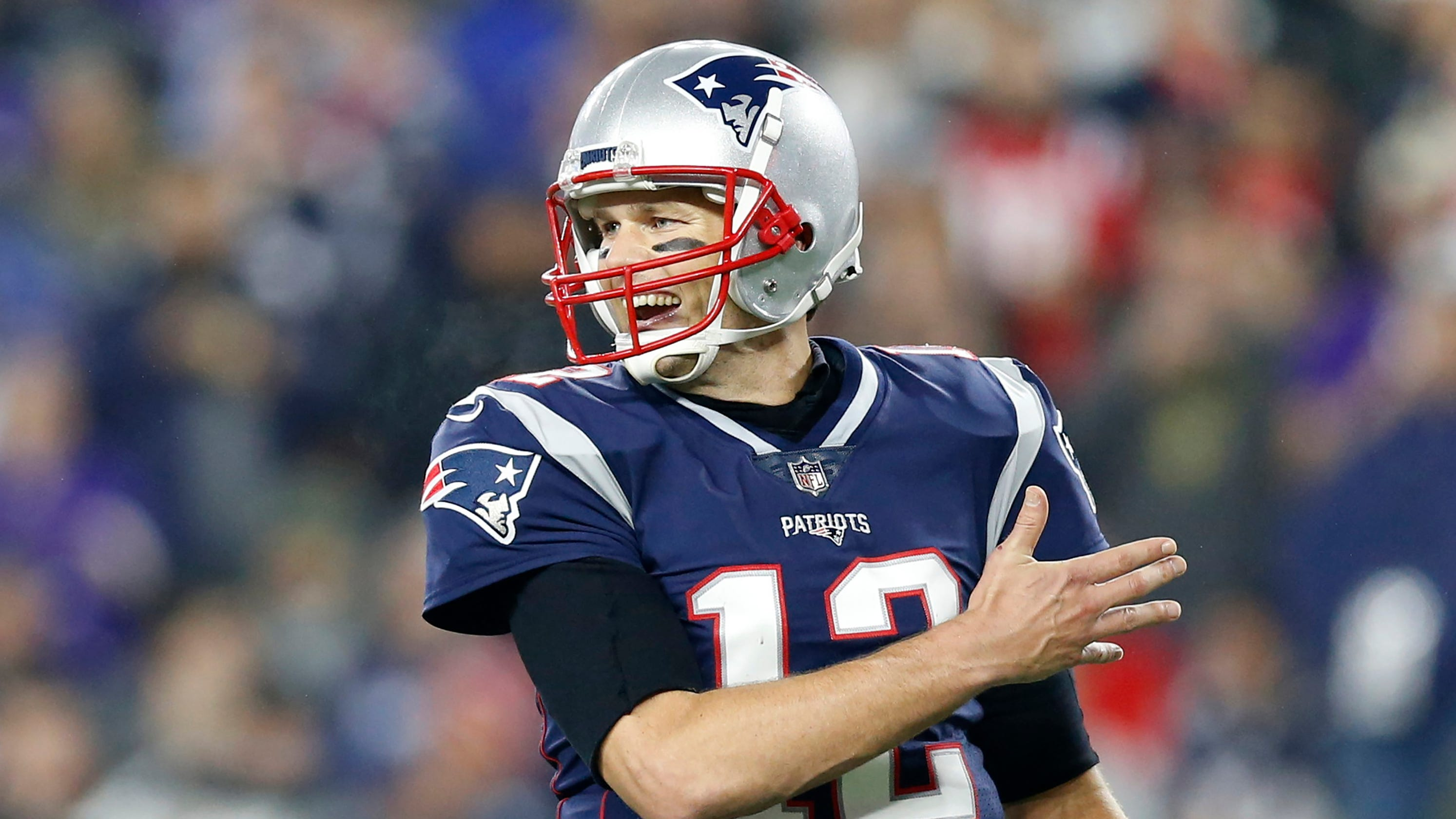 New England Patriots flex contender status by overwhelming Vikings 35e2f2bd4