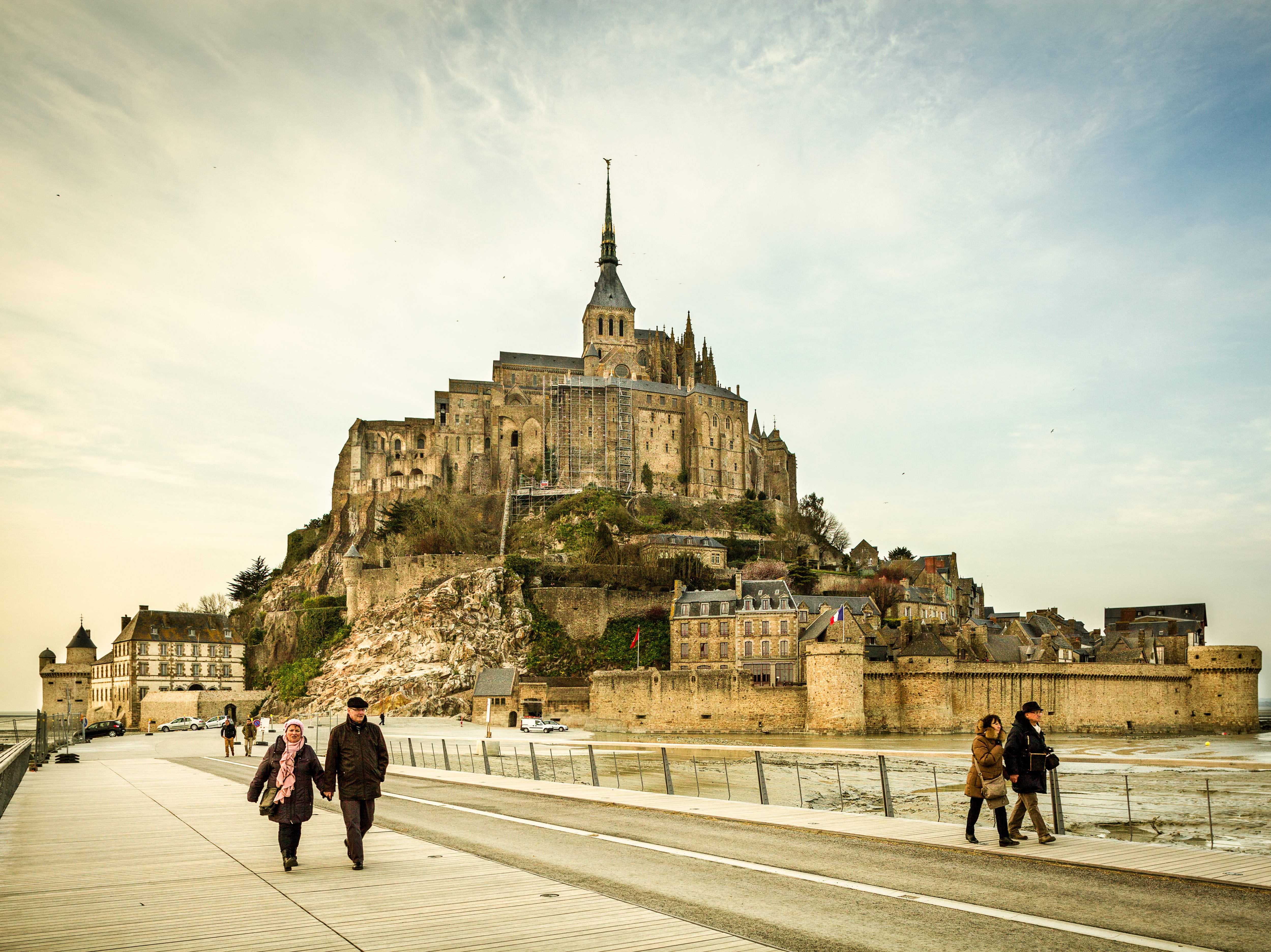 "No. 4: Normandy, France; 229% increase in bookings. ""History buffs may be inclined to witness Normandy's commemoration of the 75th anniversary of the D-Day landings next year, making it the ideal time for them to visit. Only a two-hour train ride from Paris, locals and travelers can experience the region's lush landscapes, architectural gems, and Route du Camembert, the trail named after the popular cheese."""