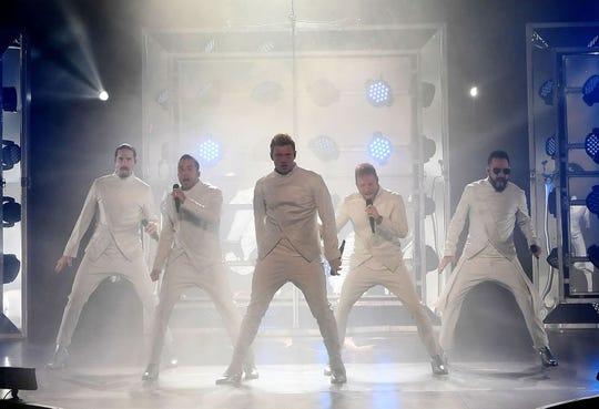 Backstreet Boys play FedExForum in August.