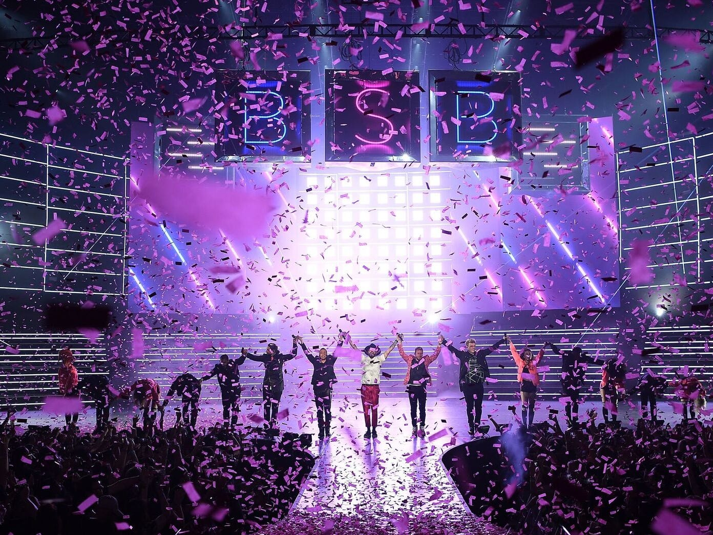 The Backstreet Boys, a 90s boy band,  began a Las Vegas residency at Planet Hollywood Resort & Casino in 2017. The shows continues in 2019, with final performances beginning Feb. 6.