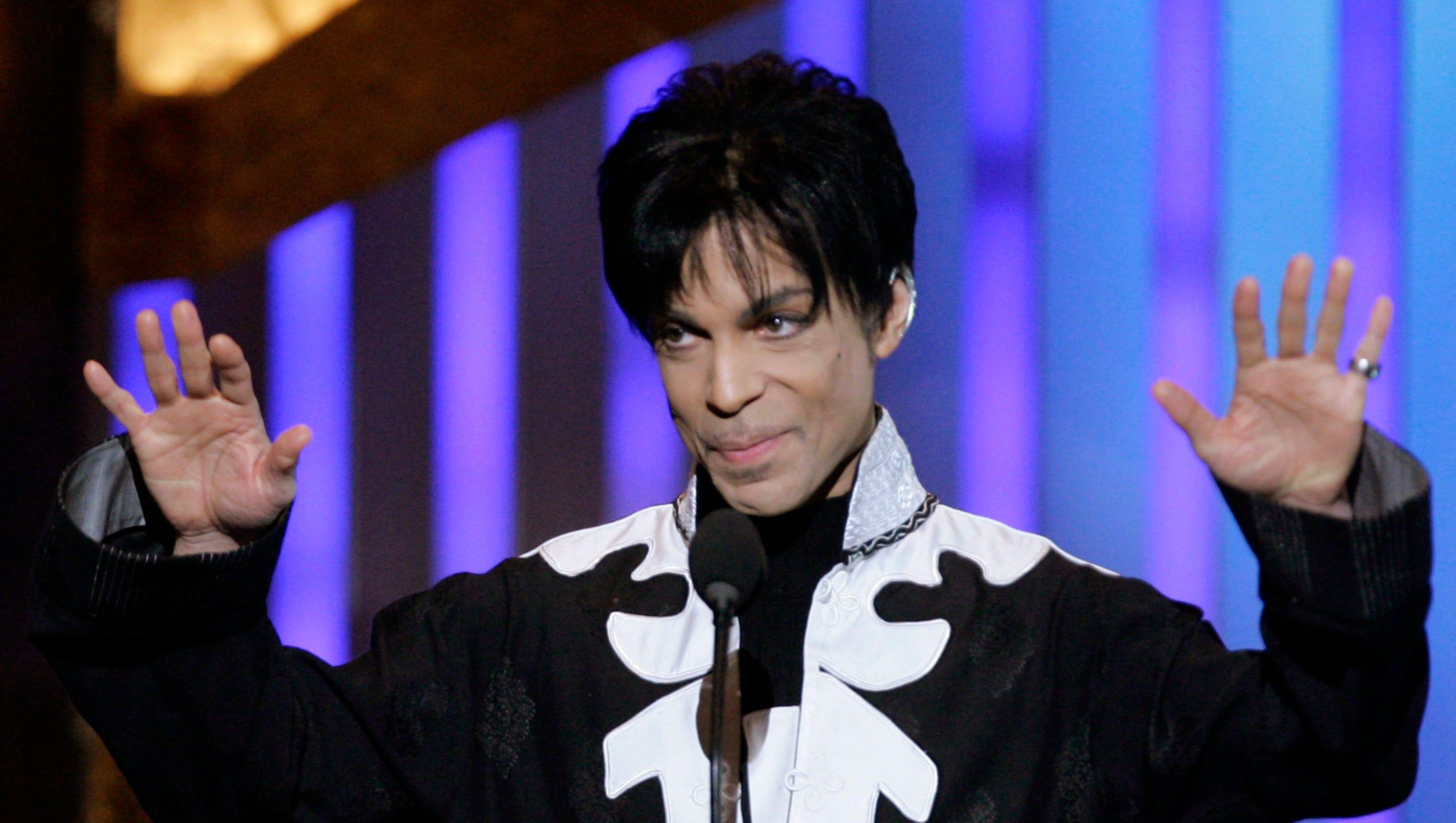 Prince-inspired movie musical to put 'Mamma Mia!' into 'Purple Rain'