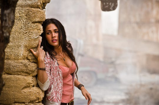 """Shooting """"Transformers: Revenge of the Fallen"""" in exotic locales such as Egypt and Jordan deepened Megan Fox's love for archaeology."""