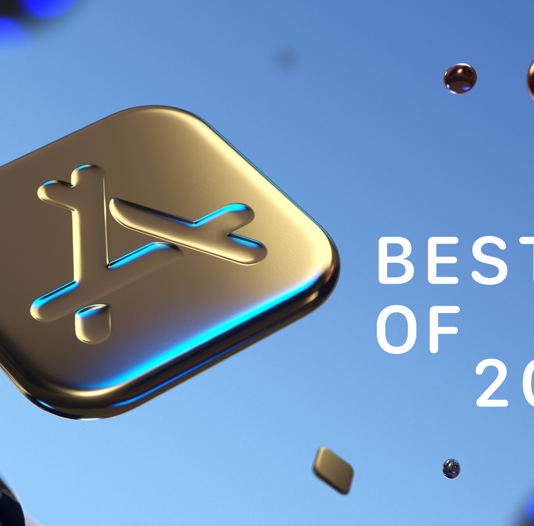 Apple has announced its best apps and games of the year.