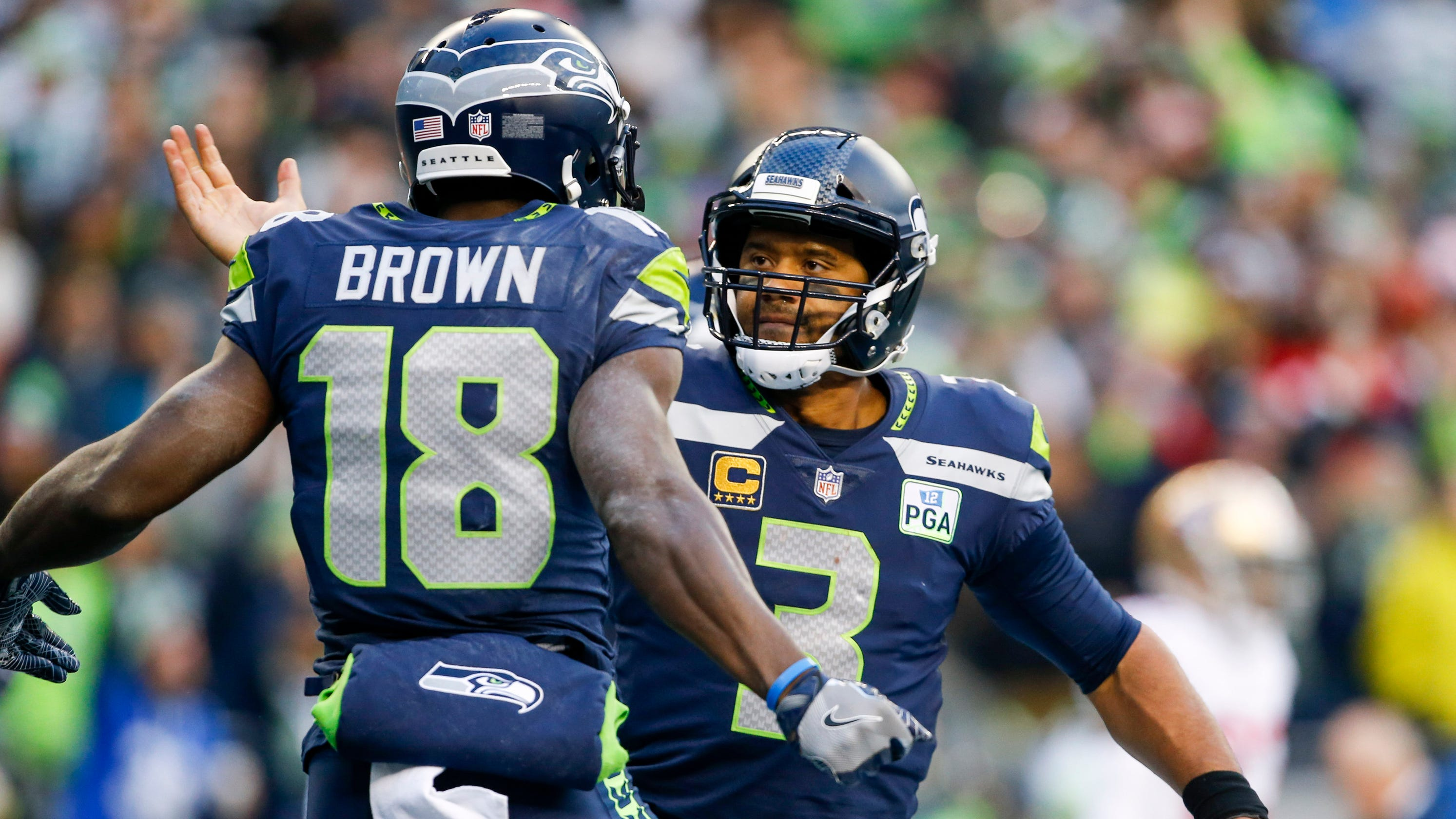 fc2f902e1 Seattle Seahawks stay in NFC playoff race after another win over San  Francisco 49ers