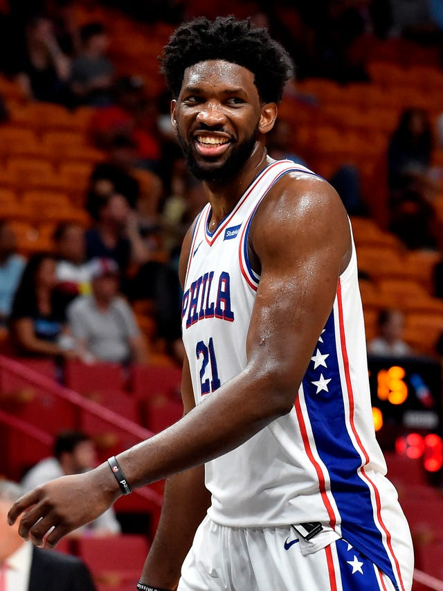 NBA MVP: Why Sixers' Joel Embiid is early front-runner