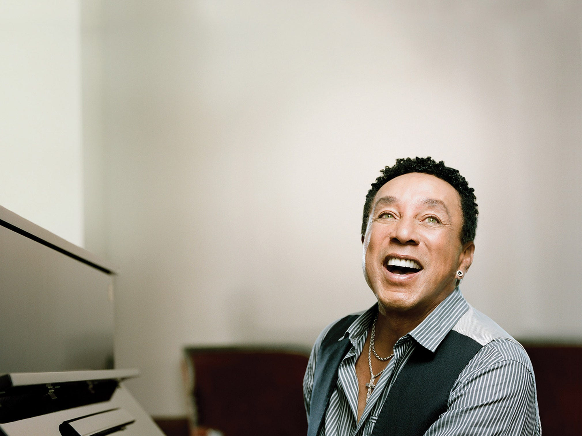 Smokey Robinson will launch at show at Wynn Las Vegas in February 2019.