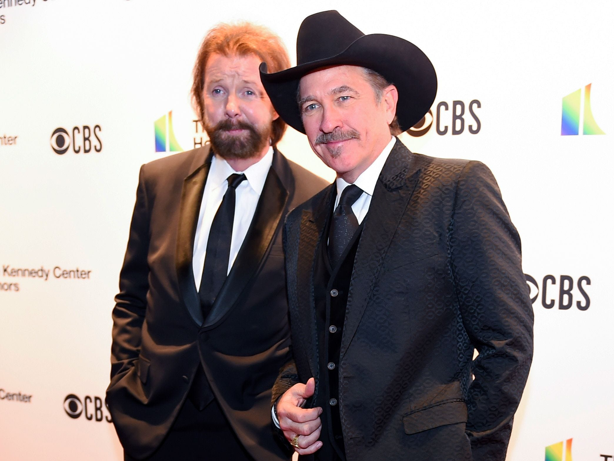 Country Music Duo Brooks and Dunn, Ronnie Dunn also honored McEntire through song.