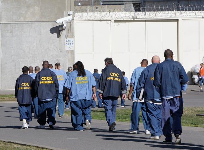 A prison near Folsom, California.