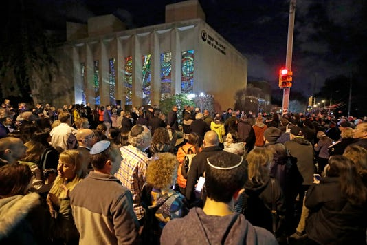 Ap Pittsburgh Synagogue Shooting Hanukkah A Usa Pa