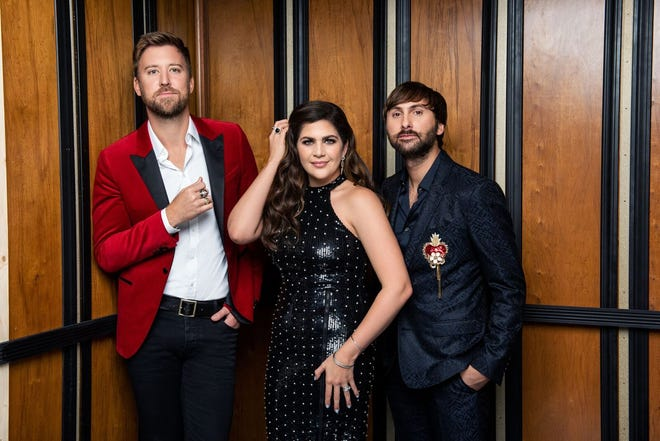 Country music trio Lady Antebellum plays Harrah's Cherokee Casino in July.
