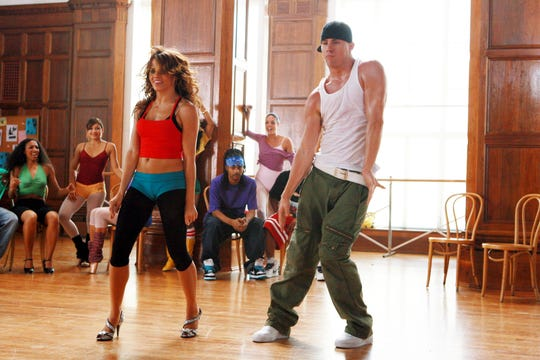 """Jenna Dewan and Channing Tatum met on the set of the movie """"Step Up."""""""