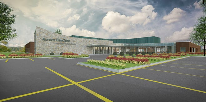 Aurora BayCare Medical Center has announced plans to build a new clinic, ambulatory surgery center and urgent care center near Interstate 41 and Highway 55 in Kaukauna.