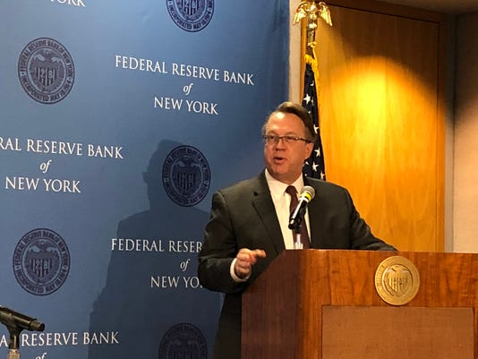New York Fed President John C. Williams assesses the region's economy