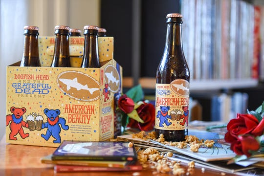 Dogfish Head is reviving American Beauty, its pale ale collaboration with the Grateful Dead.