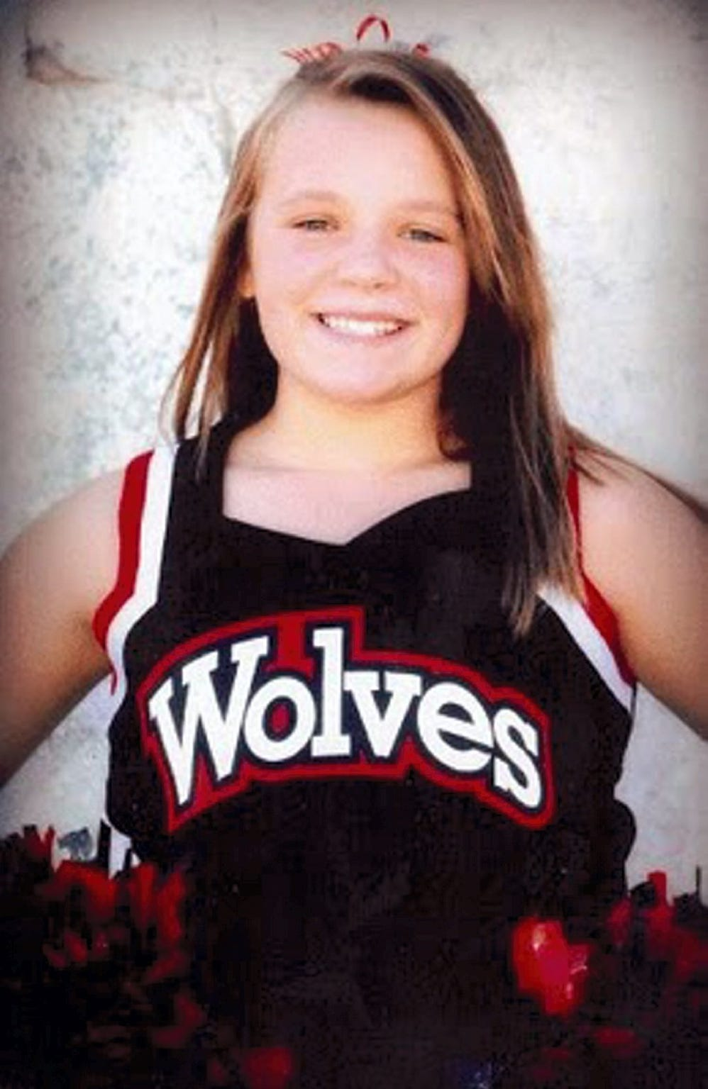 This photo of Colorado Middle School student Hailey Dunn became iconic during the search for the missing 13-year-old in 2011, appearing on billboards and even nationally TV shows. Her remains were found in March 2013, but her killer has yet to be found.
