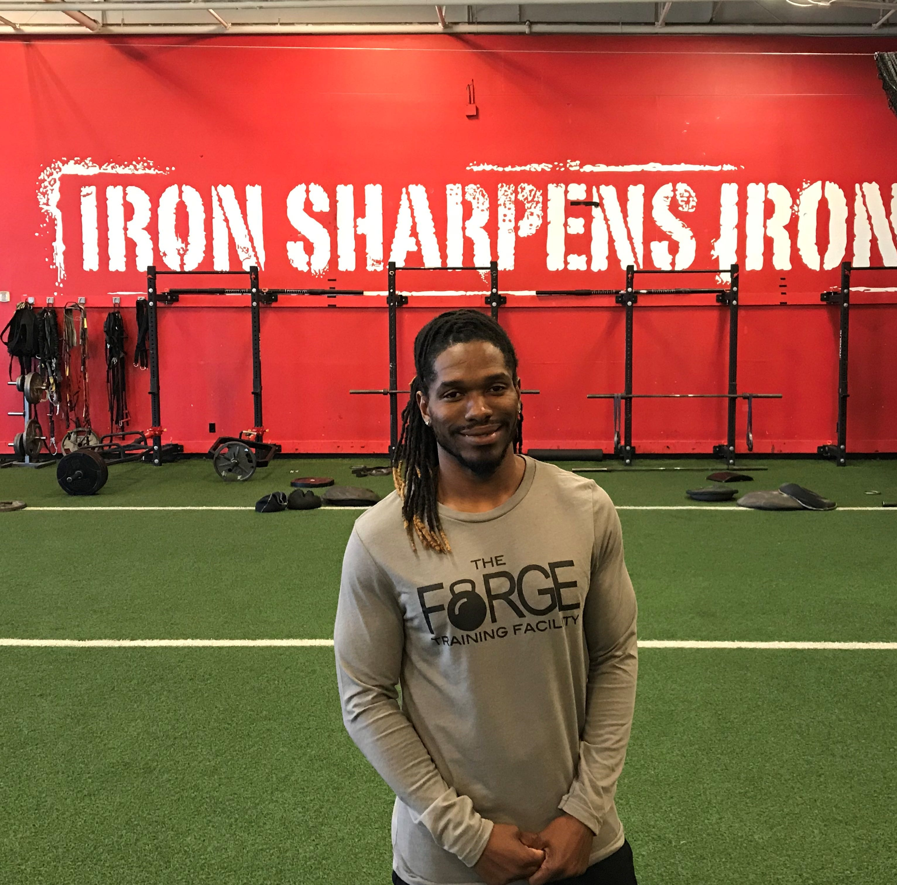 Former Olympian Jonathan Johnson hopes to build winning athletes in Abilene