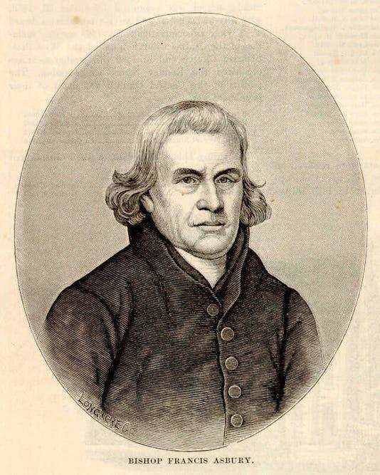 Bishop Asbury