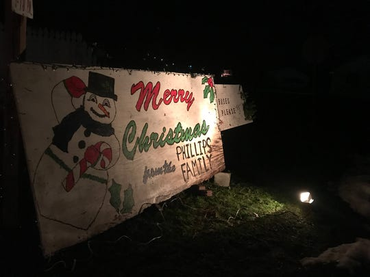 For 27 years, the Phillips family has hosted a lavish light display outside of their home on Penny Street in Binghamton.