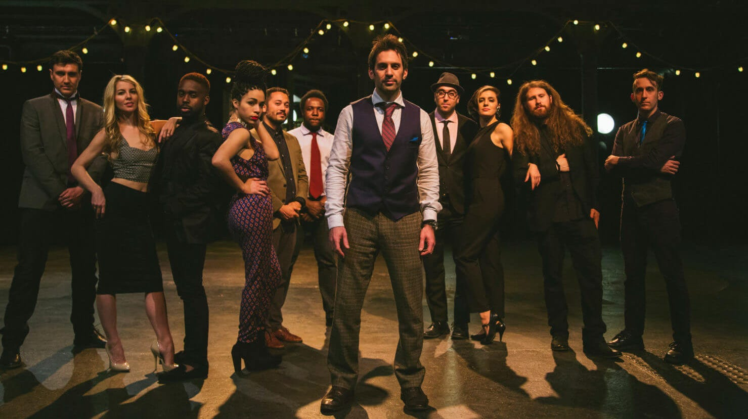 Postmodern Jukebox makes a March 13 appearance at the Admiral Theatre.