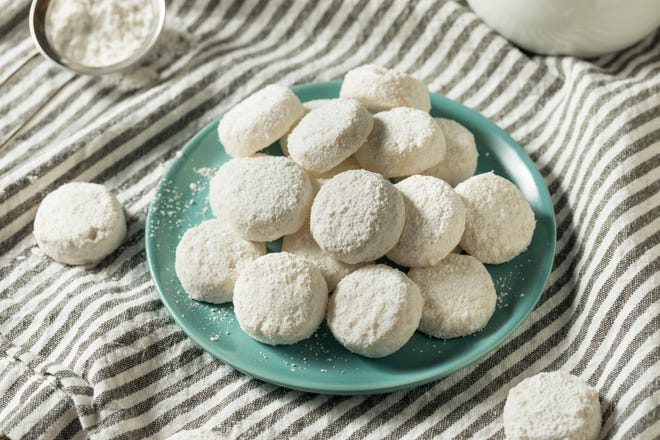 Snowballs, Mexican wedding cookies or Russian tea cookies: No matter what they're called, Brevardians love these sweet, sugar-dusted confections.