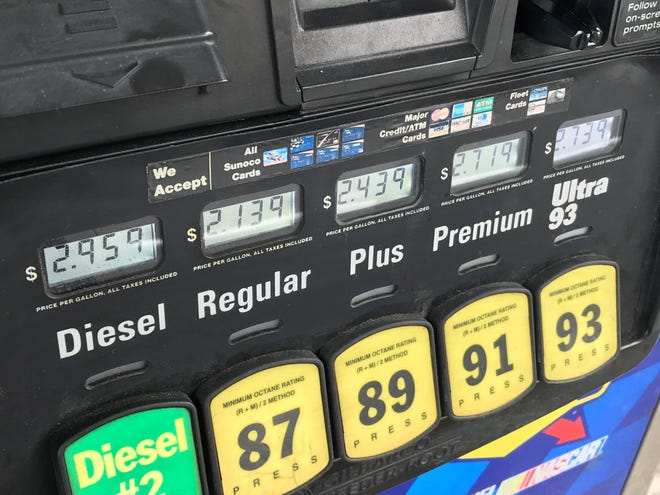 Lower gas prices are providing consumers with some additional holiday spending money.