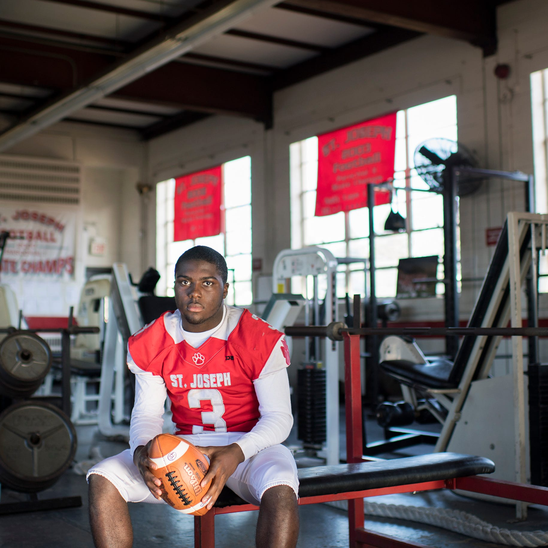 South Jersey football: St. Joseph junior Jada Byers is the Offensive Player of the Year