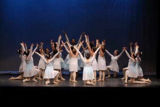 """Scenes from """"The Nutcracker'' are part of the holiday fun at Mainstage Center for the Arts in Blackwood."""