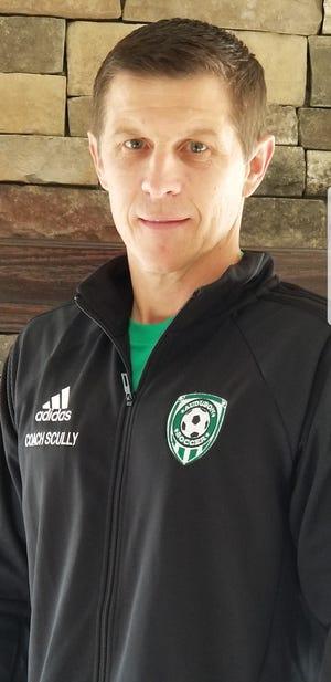 Bill Scully, Audubon girls' soccer coach