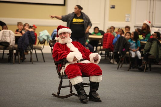 Kiwanis Childrens Christmas Party 11