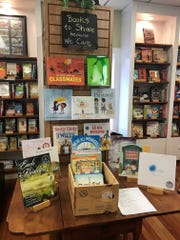 "Westfield Public Schools partnered with the Town Book Store in Westfield to showcase ""Books We Share to Show We Care,"" a list of recommended elementary level reading as part of the district's commitment to social and emotional learning. ""At the elementary school level, teachers use books to begin discussions with their students about common shared values,"" says Franklin principal Dr. Eileen Cambria. ""Beginning with a story, teachers and parents can start the dialogue about respect, tolerance, kindness, inclusion, citizenship, responsibility, and caring for one another in a community."""