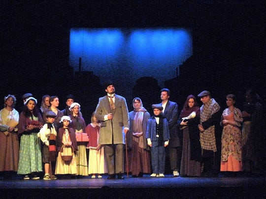 "Playhouse 22 is presenting ""A Christmas Carol"" Dec. 7 to 16."