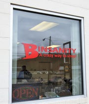 Binsanity is located at 720 S. Second St. and is open from 10 a.m. to 7 p.m. Monday to Friday and 10 a.m. to 4 p.m. Saturday.
