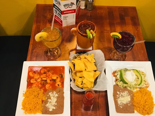 Hildago Mexican Bar & Grill had opened in Urbandale.