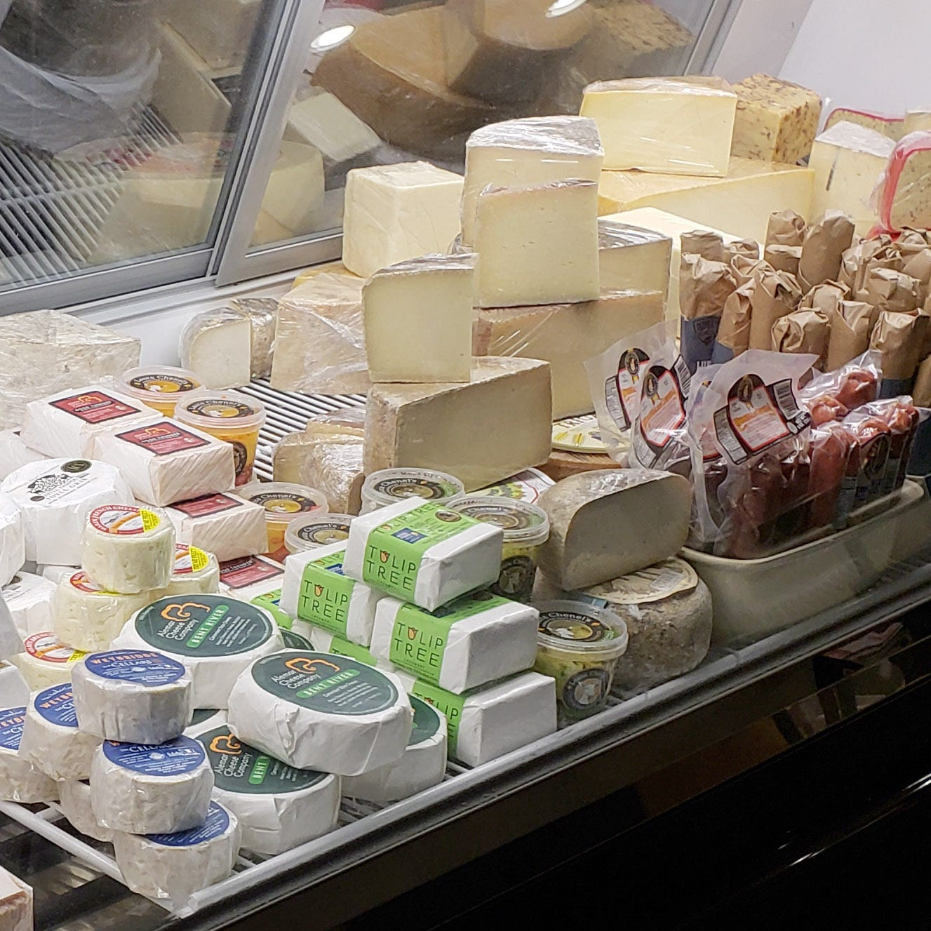 Midtown Detroit adds a cheese, chocolate and charcuterie shop