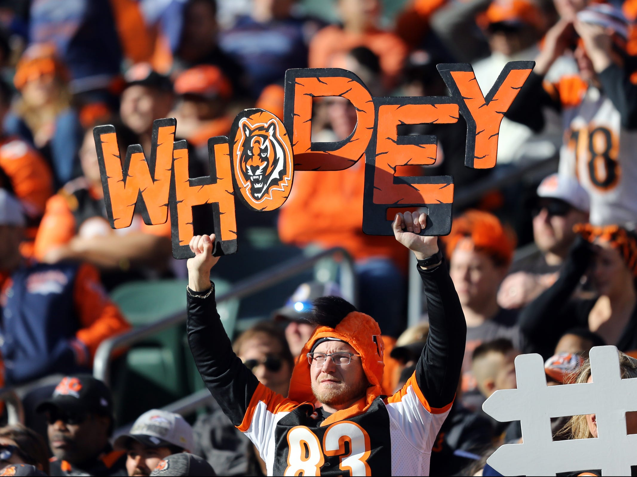 27. Bengals (5-7) | Last game: Lost to the Broncos, 24-10 | Previous ranking: 25 | The buzz: A.J. Green joins Andy Dalton on the shelf as he awaits toe surgery.
