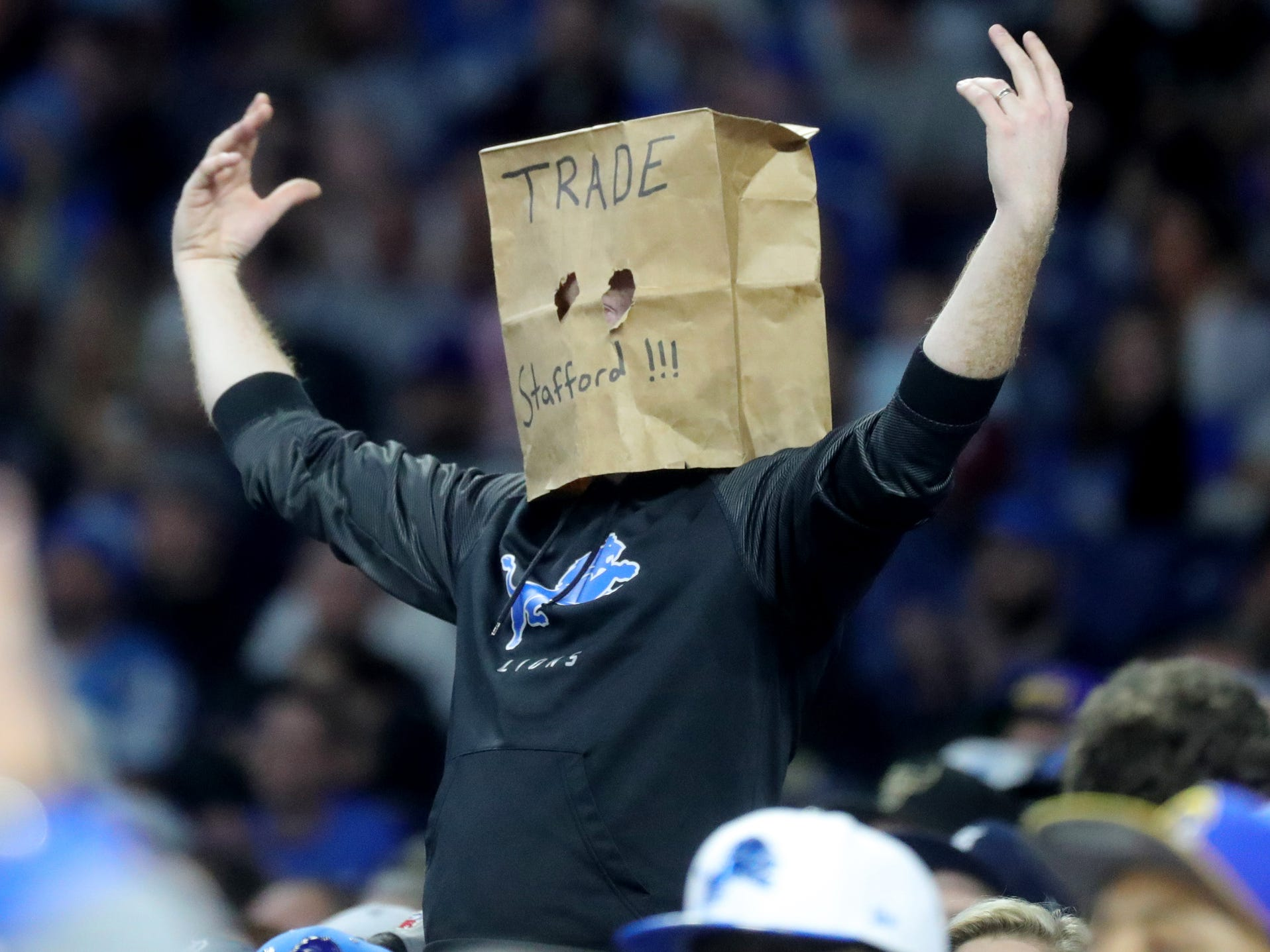 Who is to blame for Detroit Lions' disappointing season?