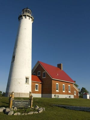 The Tawas Point Lighthouse, in East Tawas, is looking for temporary lighthouse keepers next spring and summer.