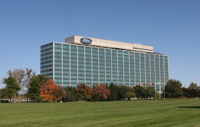 Ford Motor Co. said it had a net loss of $2 billion in the first quarter of 2020.
