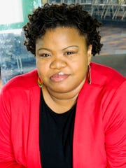 DeLashea Strawder is the artistic director of Mosaic Youth Theatre