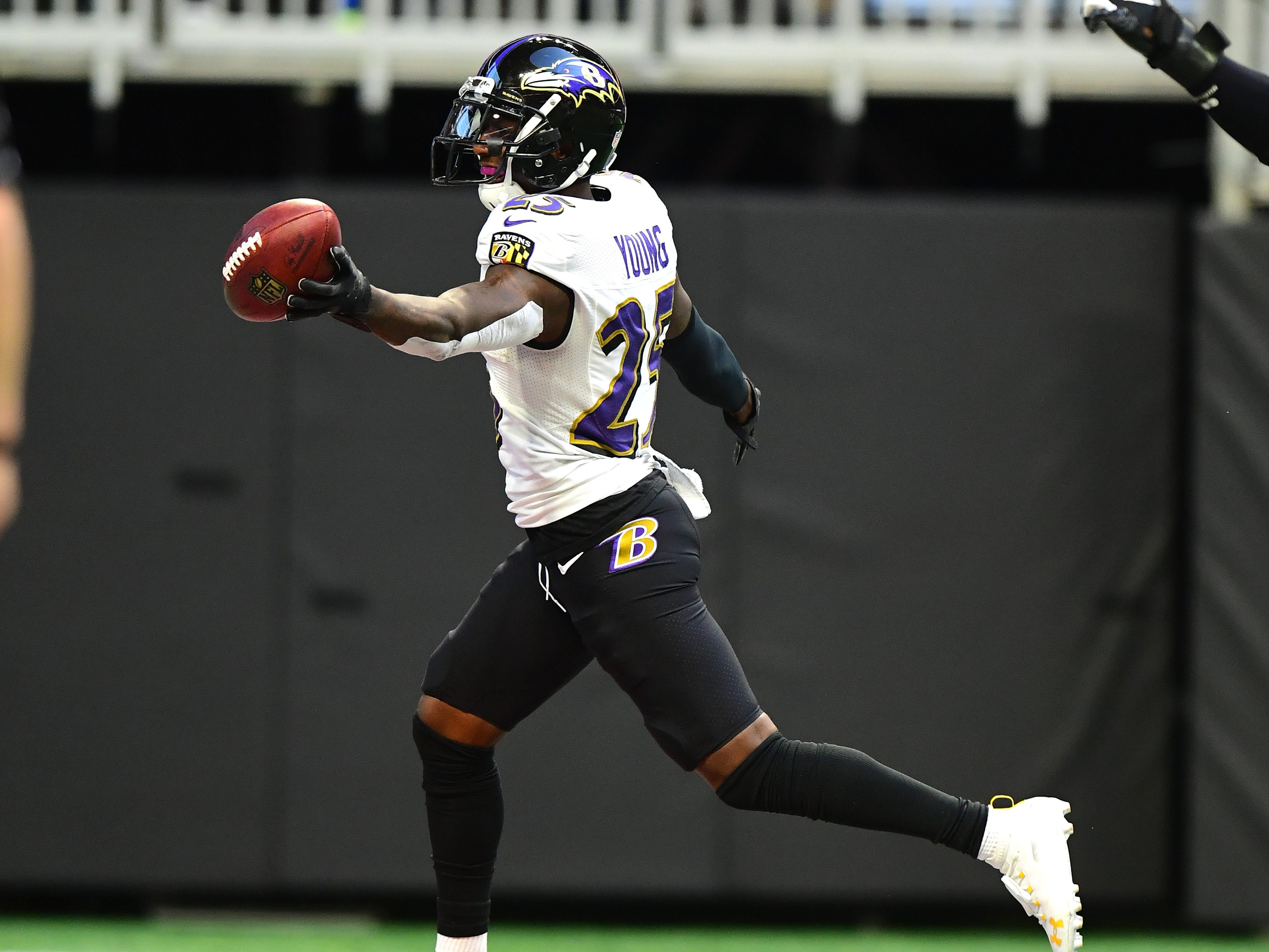 11. Ravens (7-5) | Last game: Defeated the Falcons, 26-16 | Previous ranking: 12 | The buzz: John Harbaugh can attest that a good defense still goes a long way in the NFL.
