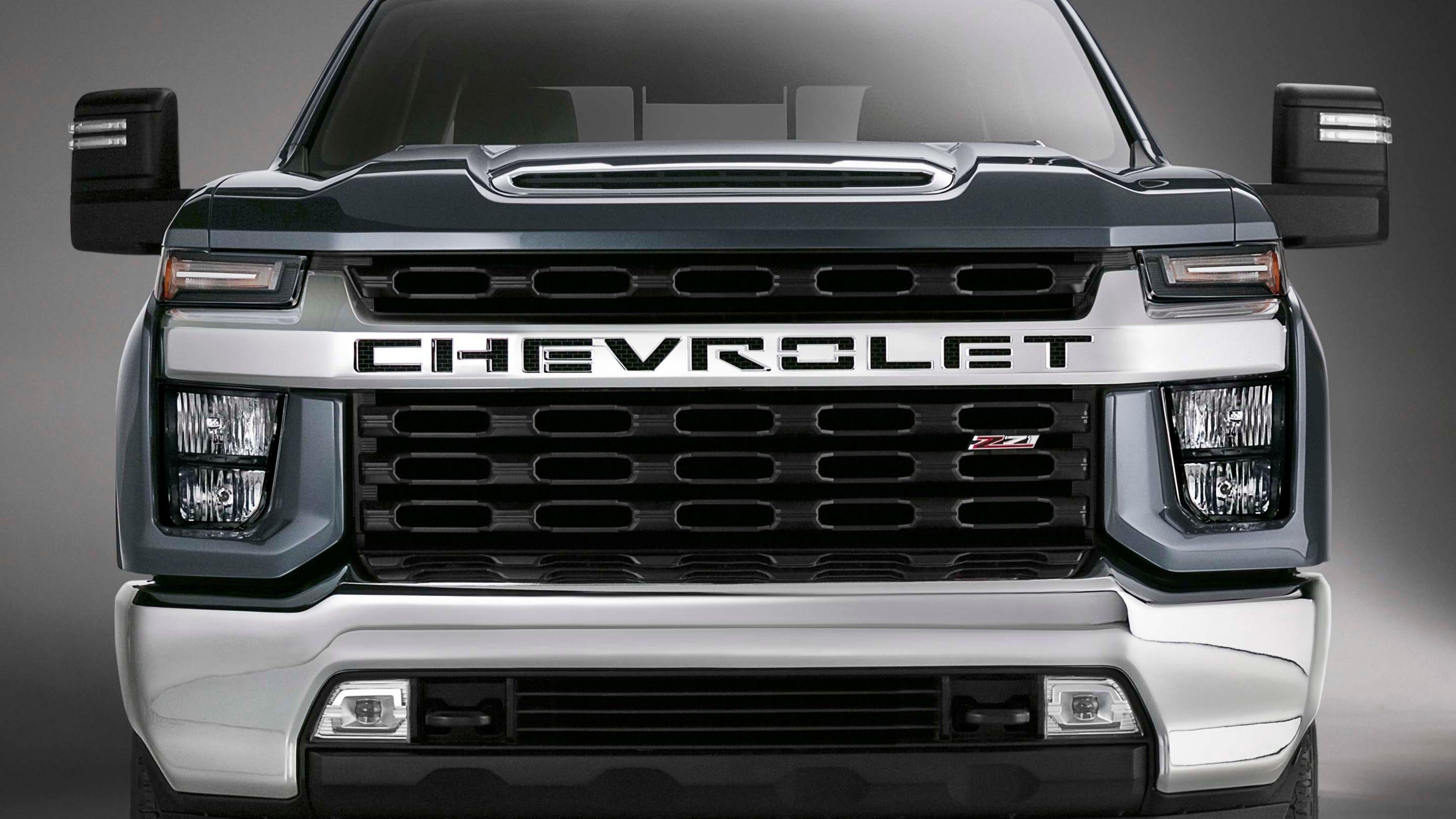 GM's heavy Chevy Silverado HD makes its debut