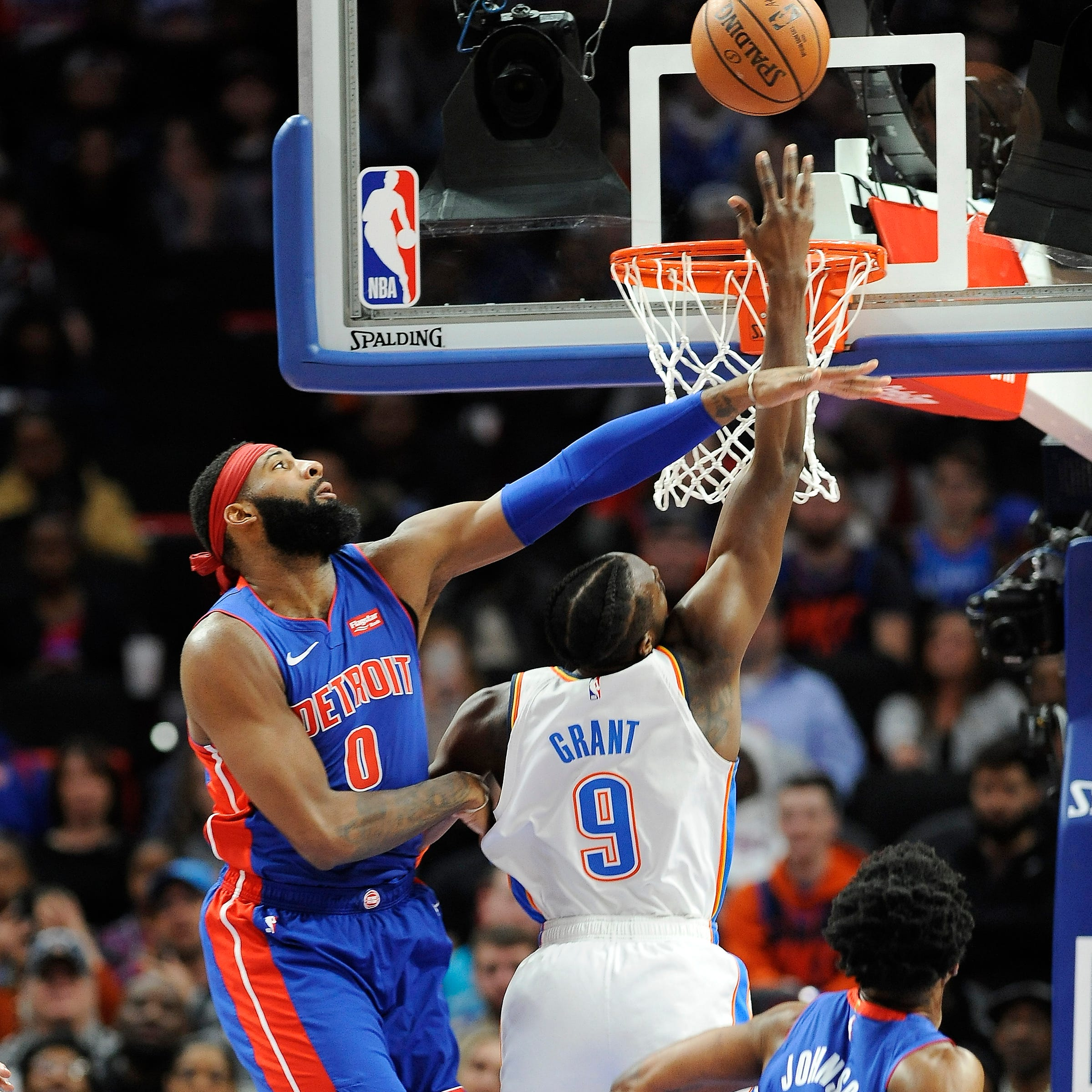 Pistons 'lay an egg,' see 5-game win streak halted in drubbing by Thunder