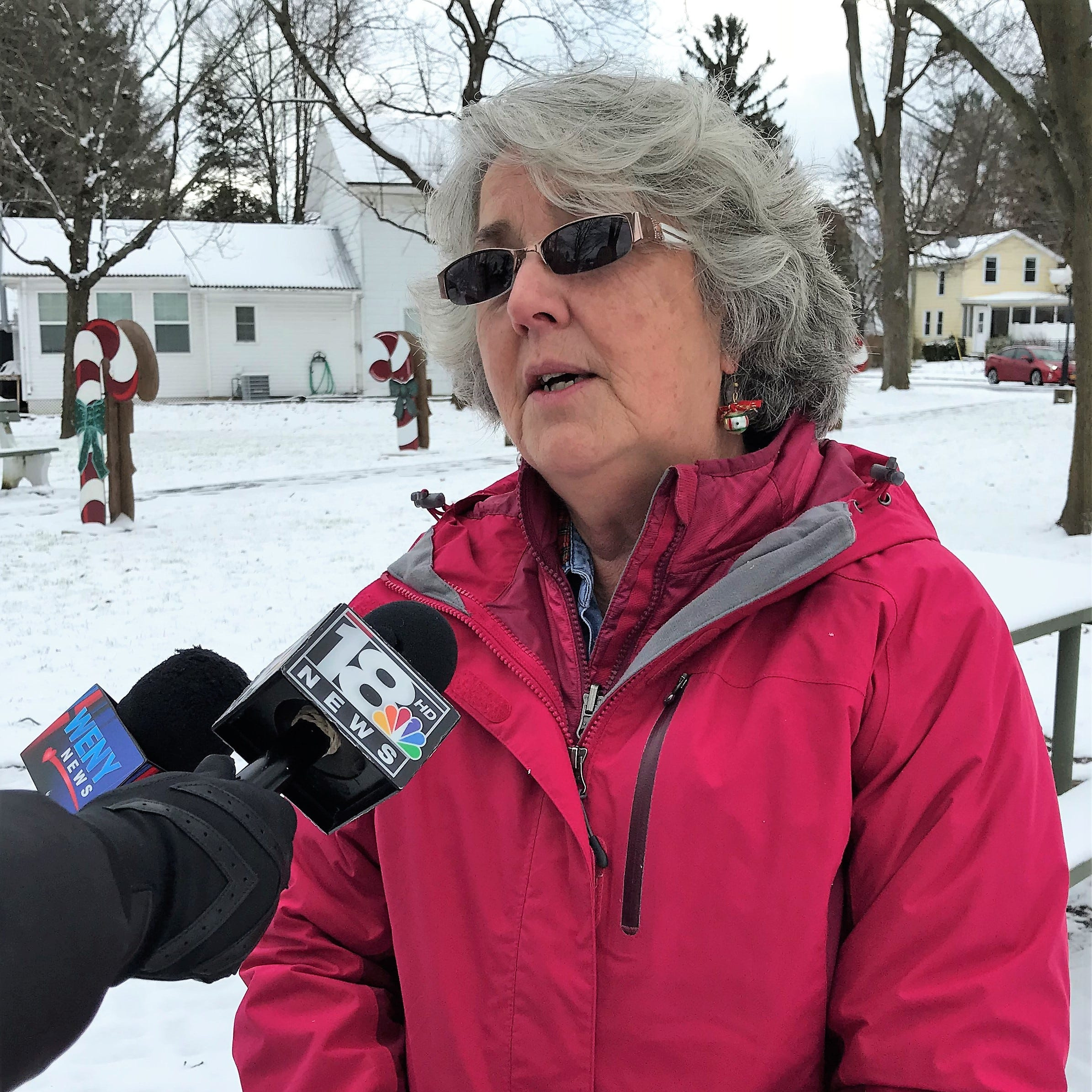 Horseheads Mayor Louise McIntosh steps down, citing lack of support from village trustees