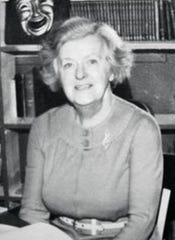 Helen Foley, the Binghamton Central High School teacher who inspired Rod Serling.