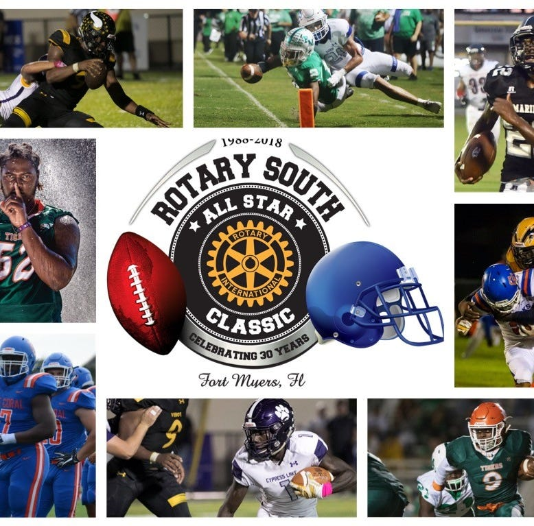 High school football recruiting update: Who is going where from Rotary South All-Star Classic