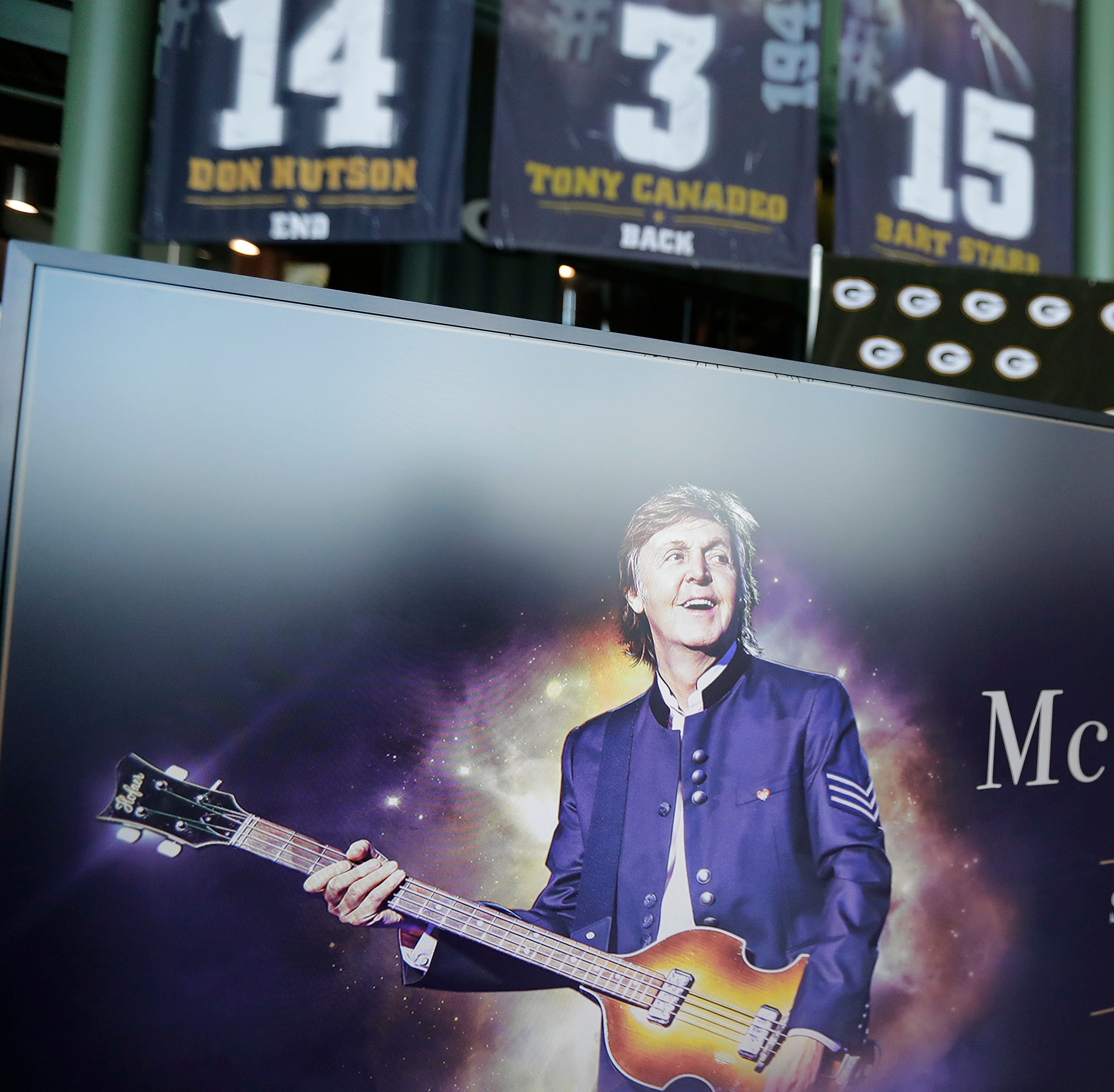 McCartney face-value tickets are gone, but secondary market prices start at $87