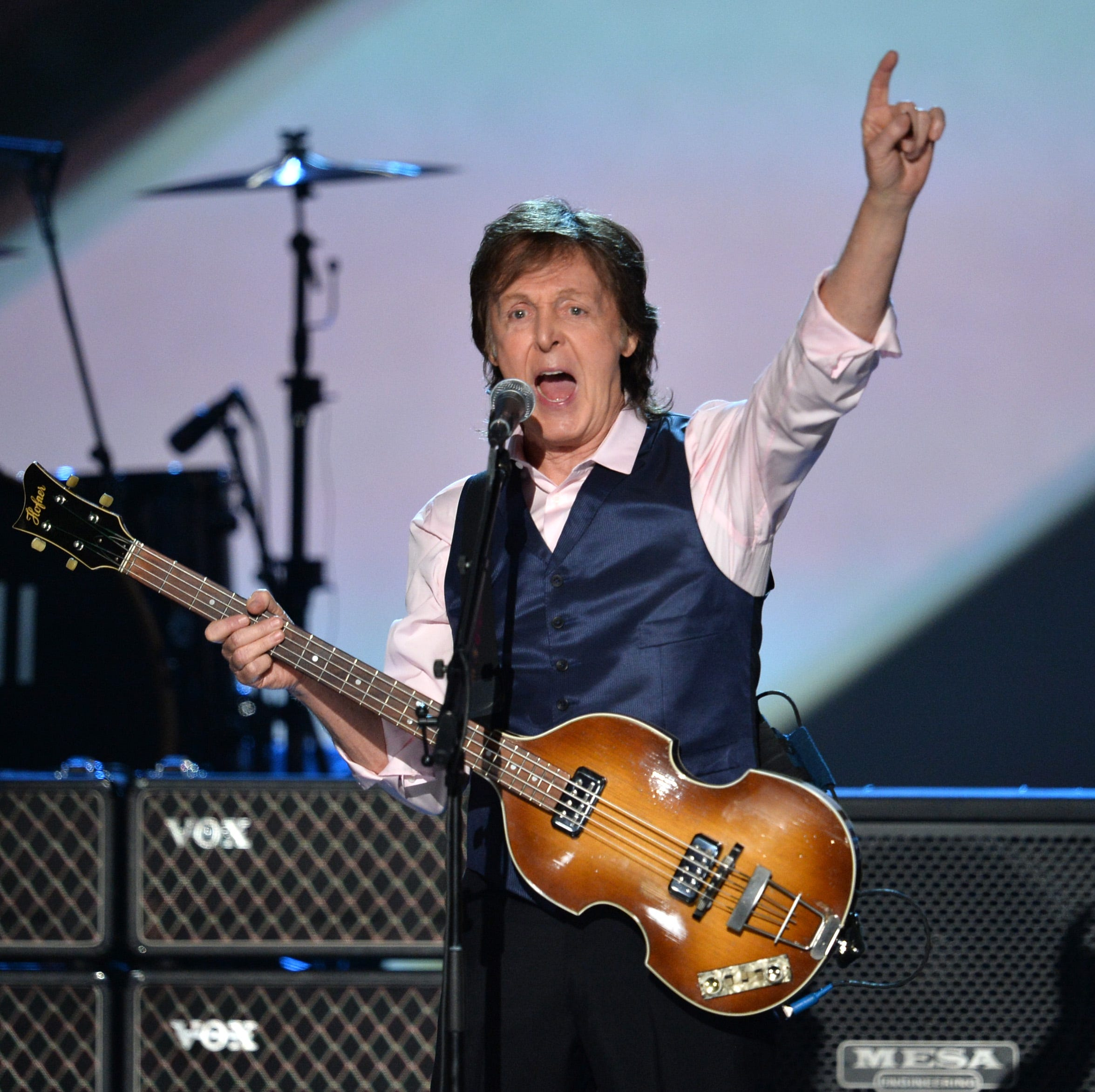 Packers announce details for Paul McCartney concert at Lambeau