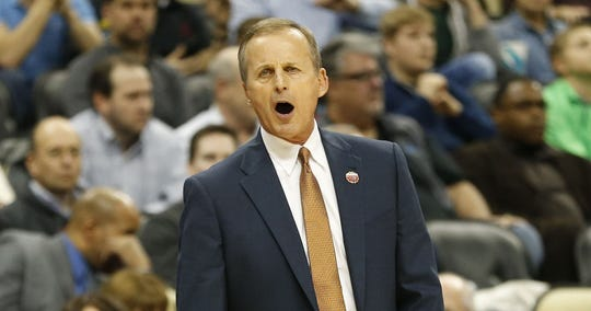 Rick Barnes has guided four different programs to wins in the NCAA Tournament.
