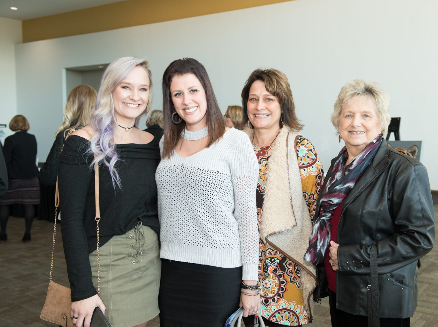 For 18 years, Upstate women have come together to celebrate a holiday tradition that brings so much more than holiday cheer. The 2018 Meyer Center Ladies Holiday Luncheon was an unforgettable day. The amazing First Lady of Clemson University, Beth Clements, opened the program and guest speaker, Allison Huffstutler, touched every heart in the room with her testimony. The event featured a delicious lunch, celebrity chef drawing, an award winning silent and more. Most importantly, the event brings hope and joy to one hundred Meyer Center students who are living with special needs. TALK Magazine is proud to be the media sponsor for this wonderful event!
